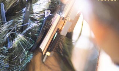 {台中接髮}親身體驗才知道,夏森『6D隱形接髮』超驚艷,頂級處女髮片自然柔順好整理。